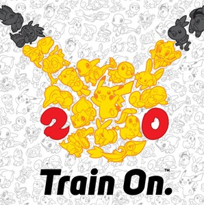 Pokemon 20th Anniversary Campaign