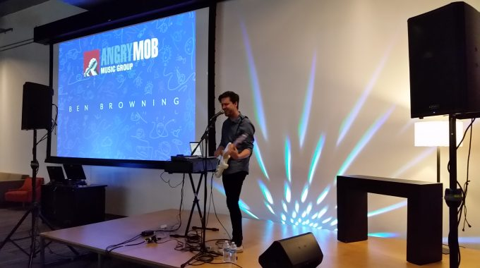 Ben Browning Showcase At Crispin Porter + Bogusky & Team One